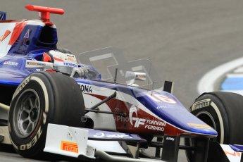 © 2012 Octane Photographic Ltd. German GP Hockenheim - Friday 20th July 2012 - GP2 Practice 1 - Trident Racing - Stephane Richelmi. Digital Ref : 0412lw7d4948