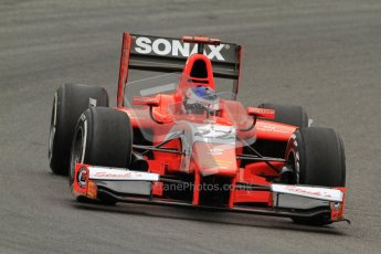 © 2012 Octane Photographic Ltd. German GP Hockenheim - Friday 20th July 2012 - GP2 Practice 1 - Arden International - Simon Trummer. Digital Ref : 0412lw7d4999