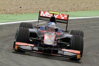© 2012 Octane Photographic Ltd. German GP Hockenheim - Friday 20th July 2012 - GP2 Practice 1 - iSport International - Jolyon Palmer. Digital Ref : 0412lw7d5016