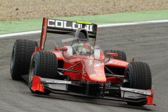 © 2012 Octane Photographic Ltd. German GP Hockenheim - Friday 20th July 2012 - GP2 Practice 1 - Scuderia Coloni - Fabio Onidi. Digital Ref : 0412lw7d5047