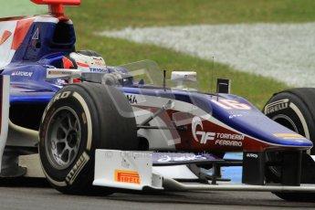 © 2012 Octane Photographic Ltd. German GP Hockenheim - Friday 20th July 2012 - GP2 Practice 1 - Trident Racing - Stephane Richelmi. Digital Ref : 0412lw7d5056