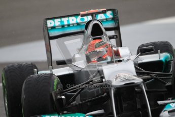 © 2012 Octane Photographic Ltd. German GP Hockenheim - Saturday 21st July 2012 - F1 Qualifying. Mercedes W03 - Michael Schumacher. Digital Ref : 0417lw1d3601