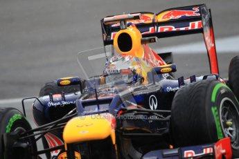 © 2012 Octane Photographic Ltd. German GP Hockenheim - Saturday 21st July 2012 - F1 Qualifying. Red Bull RB8 - Sebastian Vettel. Digital Ref : 0417lw1d3633