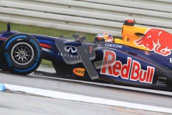 © 2012 Octane Photographic Ltd. German GP Hockenheim - Saturday 21st July 2012 - F1 Qualifying session 2. Red Bull RB8 - Sebastian Vettel. Digital Ref :  0417lw1d3961