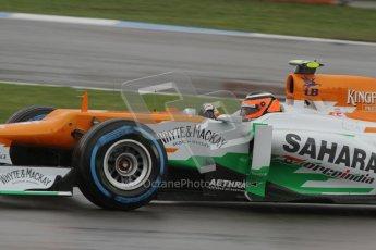 © 2012 Octane Photographic Ltd. German GP Hockenheim - Saturday 21st July 2012 - F1 Qualifying. Force India VJM05 - Nico Hulkenberg. Digital Ref : 0417lw7d8034
