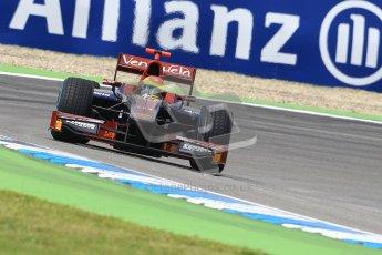 © 2012 Octane Photographic Ltd. German GP Hockenheim - Saturday 21st July 2012 - GP2 Race 1 - Venezuela GP Lazarus - Sergio Canamasas. Digital Ref : 0419lw1d4180