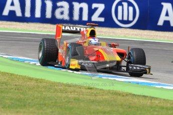 © 2012 Octane Photographic Ltd. German GP Hockenheim - Saturday 21st July 2012 - GP2 Race 1 - Racing Engineering - Fabio Leimer. Digital Ref : 0419lw1d4199