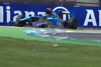 © 2012 Octane Photographic Ltd. German GP Hockenheim - Saturday 21st July 2012 - GP2 Race 1 - Ocean Racing Technology - Victor Guerin. Digital Ref : 0419lw1d4482