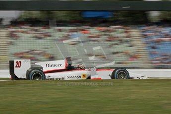 © 2012 Octane Photographic Ltd. German GP Hockenheim - Saturday 21st July 2012 - GP2 Race 1 - Rapax - Tom Dillmann. Digital Ref : 0419lw7d8112