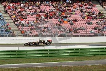 © 2012 Octane Photographic Ltd. German GP Hockenheim - Saturday 21st July 2012 - GP2 Race 1 - Lotus GP - James Calado. Digital Ref : 0419lw7d8249