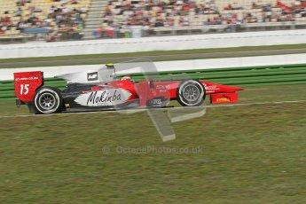 © 2012 Octane Photographic Ltd. German GP Hockenheim - Saturday 21st July 2012 - GP2 Race 1 - Scuderia Coloni - Fabio Onidi. Digital Ref : 0419lw7d8289