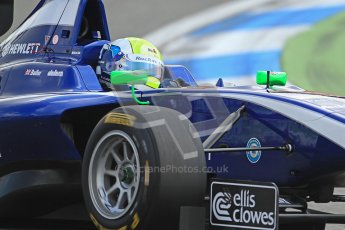 © 2012 Octane Photographic Ltd. German GP Hockenheim - Saturday 21st July 2012 - GP3 Qualifying - Carlin - William Buller. Digital Ref : 0420lw7d6008