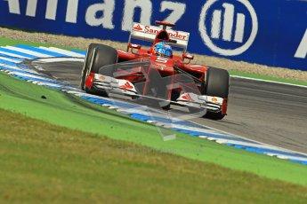 © 2012 Octane Photographic Ltd. German GP Hockenheim - Sunday 22nd July 2012 - F1 Race. Ferrari F2012 - Fernando Alonso. Digital Ref : 0423lw1d5466
