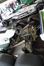 © 2012 Octane Photographic Ltd/ Carl Jones. Williams FW08B, Goodwood Festival of Speed. Digital Ref: 0388CJ7D5806