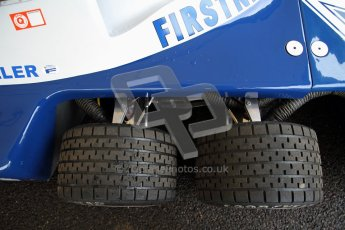 © 2012 Octane Photographic Ltd/ Carl Jones. Tyrrell P34, Goodwood Festival of Speed, Historic F1. Digital Ref: 0388CJ7D5809