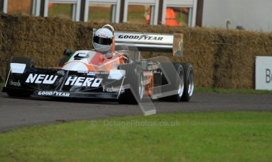 © 2012 Octane Photographic Ltd/ Carl Jones. March 4-2-0, Goodwood Festival of Speed. Digital Ref: 0388CJ7D6319