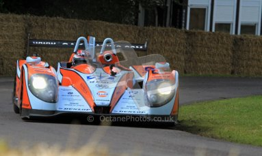 © 2012 Octane Photographic Ltd/ Carl Jones. Lola LMP 2, Goodwood Festival of Speed. Digital Ref: 0388CJ7D6342