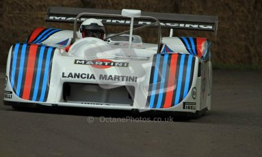 © 2012 Octane Photographic Ltd/ Carl Jones. Lancia Martini, Goodwood Festival of Speed. Digital Ref: 0388CJ7D6394