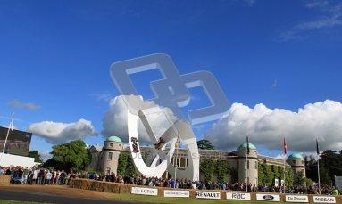 © 2012 Octane Photographic Ltd/ Carl Jones. Lotus Feature, Goodwood Festival of Speed. Digital Ref: 0389cj7d6876