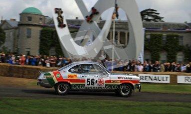 © 2012 Octane Photographic Ltd/ Carl Jones. Goodwood Festival of Speed. Digital Ref: 0389cj7d6955