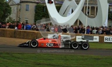 © 2012 Octane Photographic Ltd/ Carl Jones. March 4-2-0, Goodwood Festival of Speed, Historic F1. Digital Ref: 0389cj7d7109