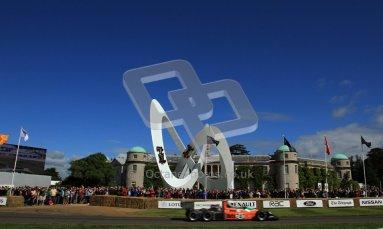 © 2012 Octane Photographic Ltd/ Carl Jones. March 4-2-0, Goodwood Festival of Speed. Digital Ref: 0389cj7d7169
