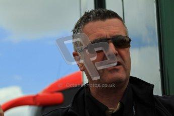© 2012 Octane Photographic Ltd/ Carl Jones. Martin Donnelly, Goodwood Festival of Speed. Digital Ref: