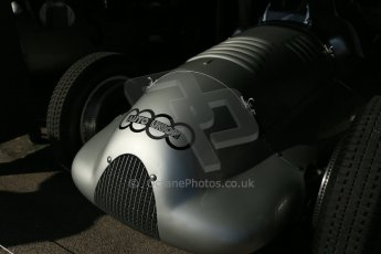 World © 2012 Octane Photographic Ltd. Goodwood Revival. Historic F1 Auto Union. September 15th 2012. Digital Ref : 0520cb1d9356
