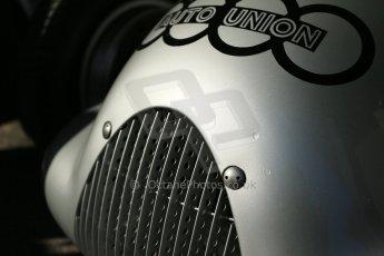 World © 2012 Octane Photographic Ltd. Goodwood Revival. Historic F1 Auto Union. September 15th 2012. Digital Ref : 0520cb1d9370