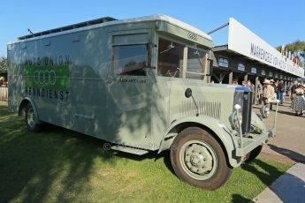 World © 2012 Octane Photographic Ltd. Goodwood Revival. Historic Auto Union transporter. September 15th 2012. Digital Ref : 0520cb1d9374