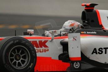 © Octane Photographic Ltd. GP2 Autumn Test – Circuit de Catalunya – Barcelona. Tuesday 30th October 2012 Afternoon session - Rapax - Daniel Juncadella. Digital Ref : 0552lw7d1185