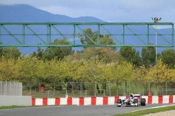 © Octane Photographic Ltd. GP2 Autumn Test – Circuit de Catalunya – Barcelona. Wednesday 31st October 2012 Afternoon session. Digital Ref :