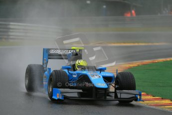 © 2012 Octane Photographic Ltd. Belgian GP Spa - Friday 31st August 2012 - GP2 Friday Practice - Ocean Racing Technology - Nigel Melker. Digital Ref :