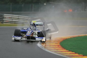 © 2012 Octane Photographic Ltd. Belgian GP Spa - Friday 31st August 2012 - GP2 Practice - Trident Racing - Julian Leal. Digital Ref :