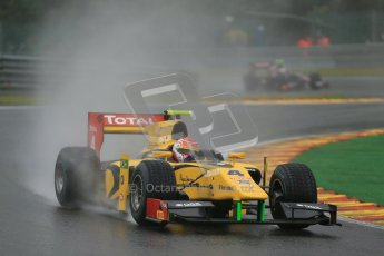 © 2012 Octane Photographic Ltd. Belgian GP Spa - Friday 31st August 2012 - GP2 Friday Practice - Dams - Felipe Nasr. Digital Ref :