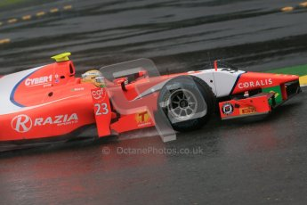 © 2012 Octane Photographic Ltd. Belgian GP Spa - Friday 31st August 2012 - GP2 Friday Practice - Arden International - Luiz Razia. Digital Ref :