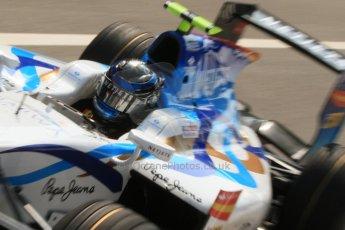 © 2012 Octane Photographic Ltd. Italian GP Monza - Friday 7th September 2012 - GP2 Practice - Barwa Addax team - Jake Rosenweig. Digital Ref : 0506cb7d2065