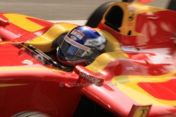 © 2012 Octane Photographic Ltd. Italian GP Monza - Friday 7th September 2012 - GP2 Practice - Racing Engineering - Fabio Leimer. Digital Ref : 0506cb7d2068