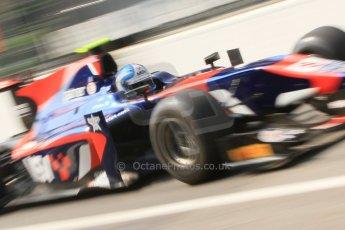 © 2012 Octane Photographic Ltd. Italian GP Monza - Friday 7th September 2012 - GP2 Practice - iSport International - Jolyon Palmer. Digital Ref : 0506cb7d2152