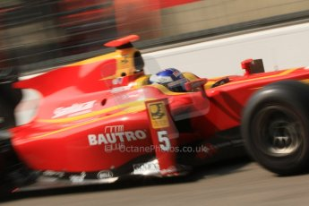 © 2012 Octane Photographic Ltd. Italian GP Monza - Friday 7th September 2012 - GP2 Practice - Racing Engineering - Fabio Leimer. Digital Ref : 0506cb7d2157