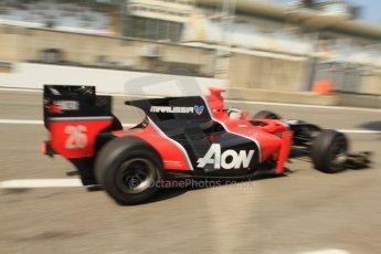 © 2012 Octane Photographic Ltd. Italian GP Monza - Friday 7th September 2012 - GP2 Practice - Carlin - Max Chilton. Digital Ref : 0506cb7d2174