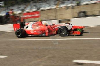 © 2012 Octane Photographic Ltd. Italian GP Monza - Friday 7th September 2012 - GP2 Practice - Arden International - Luiz Razia. Digital Ref : 0506cb7d2213