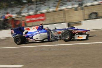 © 2012 Octane Photographic Ltd. Italian GP Monza - Friday 7th September 2012 - GP2 Practice - Trident Racing - Stephane Richelmi. Digital Ref : 0506cb7d2220