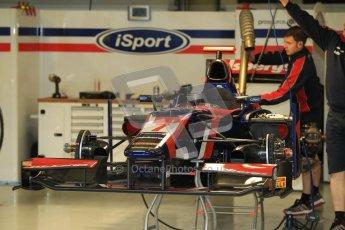 © Octane Photographic Ltd. GP2 Winter testing Jerez Day 1, Tuesday 28th February 2012. iSport International, Marcus Ericsson. Digital Ref :