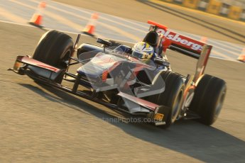 © Octane Photographic Ltd. GP2 Winter testing Jerez Day 1, Tuesday 28th February 2012. iSport International, Marcus Ericsson. Digital Ref :