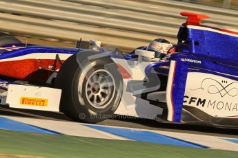 © Octane Photographic Ltd. GP2 Winter testing Jerez Day 1, Tuesday 28th February 2012. Trident Racing, Stephane Richelmi. Digital Ref :
