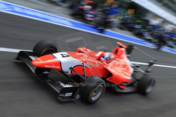 © 2012 Octane Photographic Ltd. Italian GP Monza - Saturday 8th September 2012 - GP3 Qualifying - MW Arden - Mitch Evans. Digital Ref : 0510cb7d2488