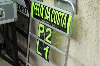 © 2012 Octane Photographic Ltd. Italian GP Monza - Saturday 8th September 2012 - GP3 Qualifying - Carlin - Antonio Felix da Costa. Digital Ref : 0510cb7d2587