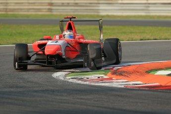© 2012 Octane Photographic Ltd. Italian GP Monza - Saturday 8th September 2012 - GP3 Qualifying - MW Arden - Mitch Evans. Digital Ref : 0510lw1d0727