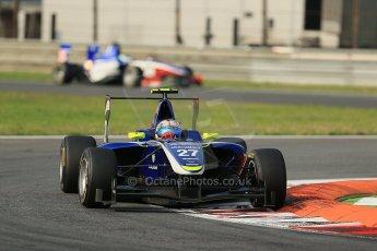 © 2012 Octane Photographic Ltd. Italian GP Monza - Saturday 8th September 2012 - GP3 Qualifying - Carlin - Antonio Felix da Costa. Digital Ref : 0510lw1d1027